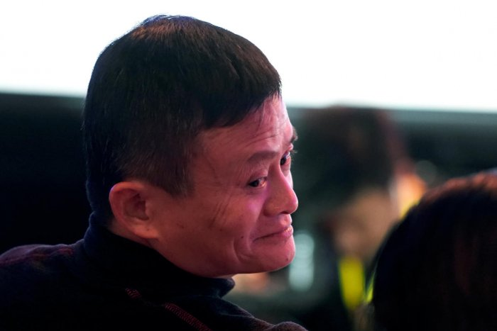 Alibaba Group co-founder and Executive Chairman Jack Ma. (REUTERS File Photo)
