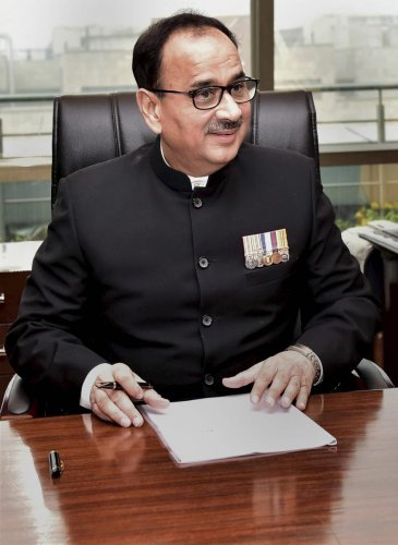 The Delhi High Court on Wednesday allowed CBI Director Alok Verma and Joint Director A K Sharma to inspect in the CVC's office the case file relating to FIR against the agency's Special Director Rakesh Asthana. PTI file photo
