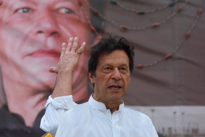Pakistan Prime Minister Khan, while launching the works on Kartarpur Corridor, said the issue of Kashmir was the only dispute between the Pakistan and India.