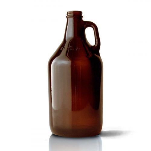 Growler is the beer that is bought at a factory outlet fresh out of the brewery and is taken away in an air-tight container, typically made out of glass, ceramic or aluminium.