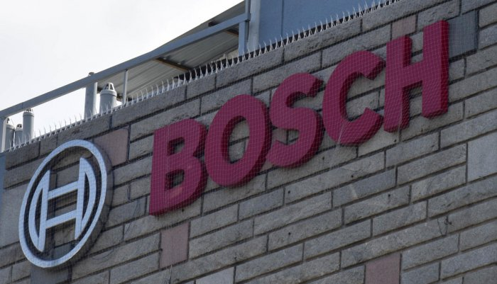 Robert Bosch Engineering and Business Solutions (RBEI) on Friday launched an intelligent ecosystem platform for SMEs to embark on Industry 4.0 journey. DH File Photo