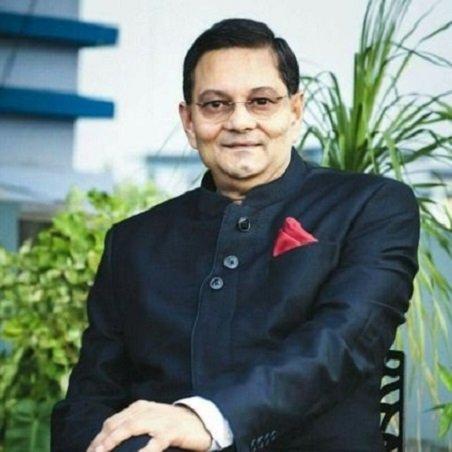 Chandra Bose, the grand nephew of Subhas Chandra Bose and West Bengal BJP vice president. Twitter