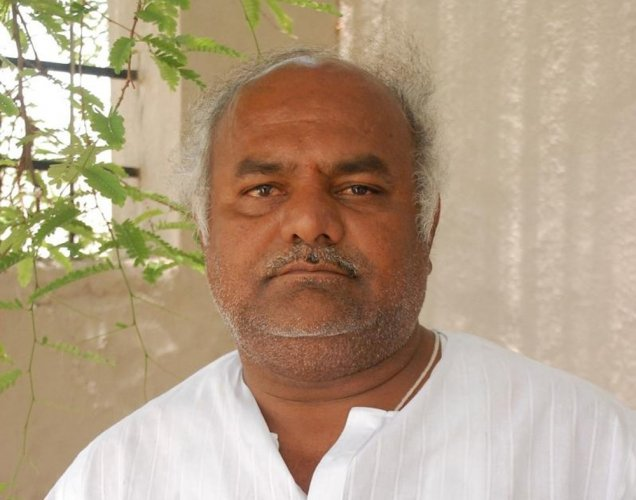 Health Minister Shivanand Patil. (DH File Photo)