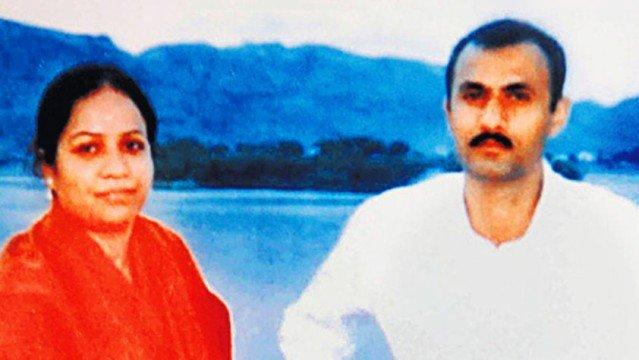 Kauser Bi and Sohrabuddin Shaikh