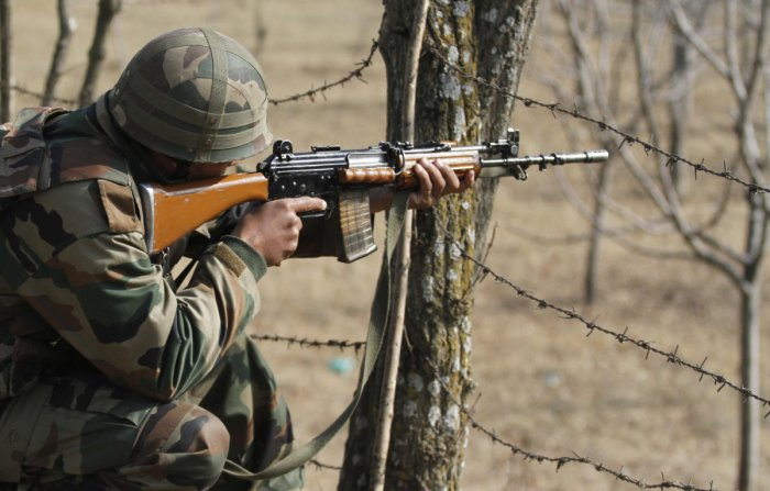In November, 37 militants, mostly belonging to Hizb-ul-Mujahideen and Lashkar-e-Toiba (LeT) were killed by the security forces. File photo