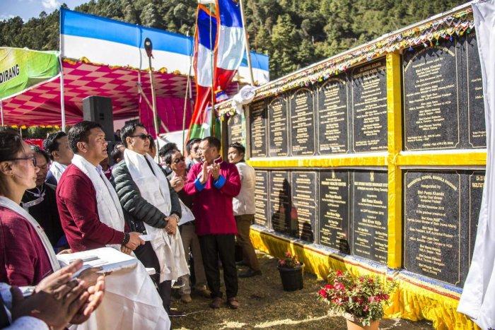 Arunachal Chief Minister Pema Khandu / PTI Photo