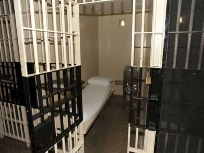 The facility, which is likely to be rolled out early next year, will be extended to prisoners with a good conduct. The government has laid down certain parameters that will determine 'good conduct' of an inmate. (Reuters File Photo. For representation purpose)