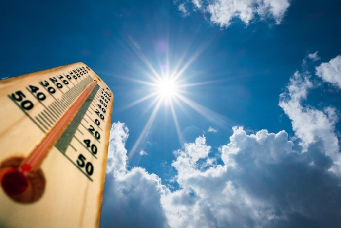 Study says 2018 is on course to be the fourth warmest year on record.