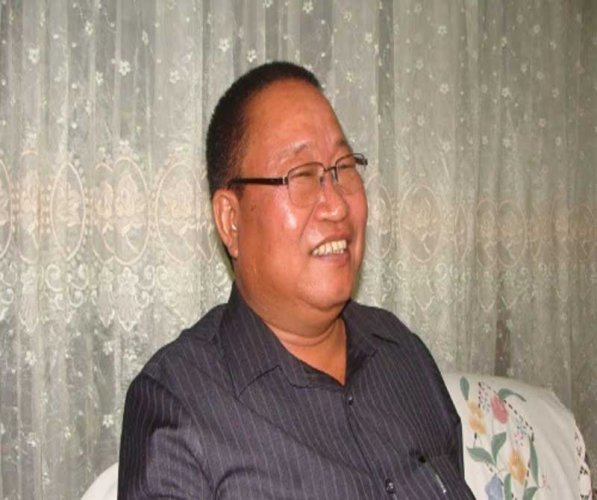 Former Rajya Sabha MP from Mizoram, Lalhming Liana, has been sentenced to three-year imprisonment by a Delhi court for forging air tickets to claim reimbursement of travel allowance. Picture courtesy Twitter