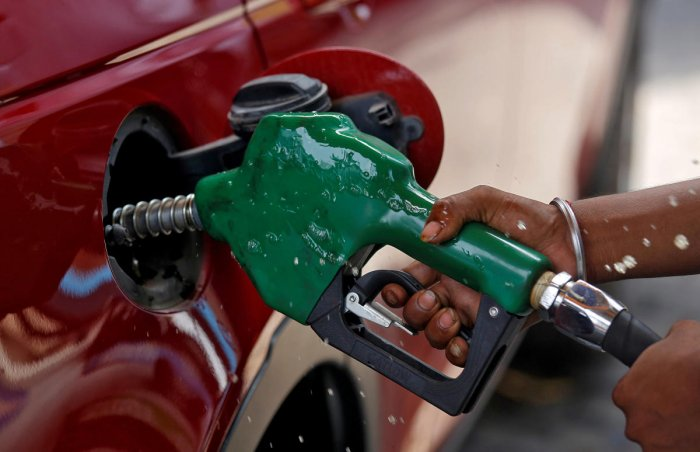 The increase pushed the petrol price in Delhi to Rs 80.38 per litre. Diesel rate touched its highest level of Rs 72.51 a litre. Reuters File Photo
