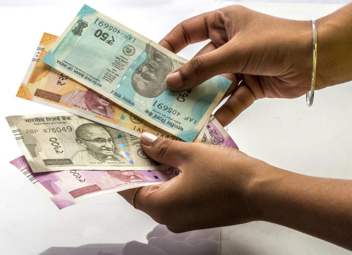 The amount of cash in circulation is also 12.1% more than the amount of money circulated just before the demonetisation drive.