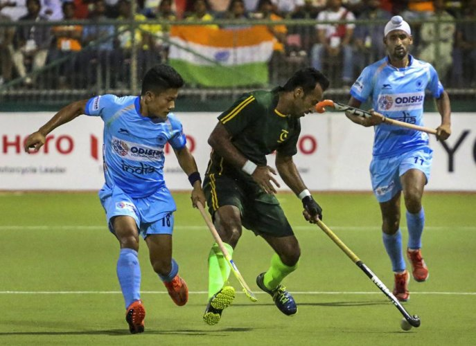The Champions Trophy, which started as an annual affair in 1978 but turned into a biennial event from 2014, was one of the most prestigious events on the hockey calendar, next only to World Cup and the Olympics. (PTI File Photo)