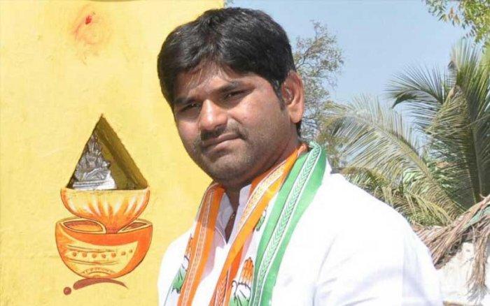 Congress legislator J N Ganesh