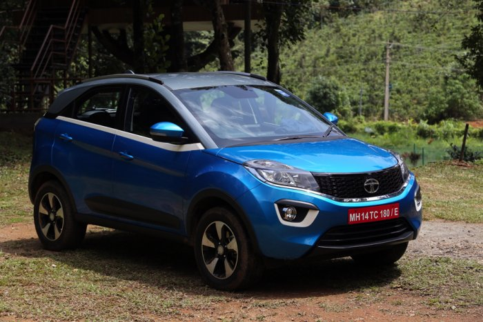 Tata Nexon Emerges Safest Car In India  Deccan Herald-8045