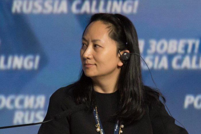 With China demanding the release of Huawei chief financial officer Meng Wanzhou, Canadian Prime Minister Justin Trudeau said officers who arrested her Saturday as she was changing planes in Vancouver had acted on their own. (Reuters File Photo)
