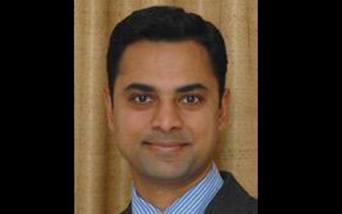 The government on Friday appointed ISB Hyderabad professor Krishnamurthy Subramanian as Chief Economic Adviser for a period of three years. (Image: isb.edu)