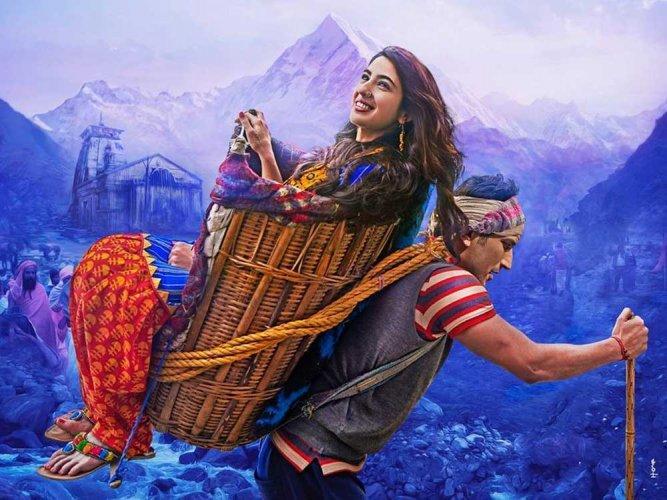 Film 'Kedarnath'.