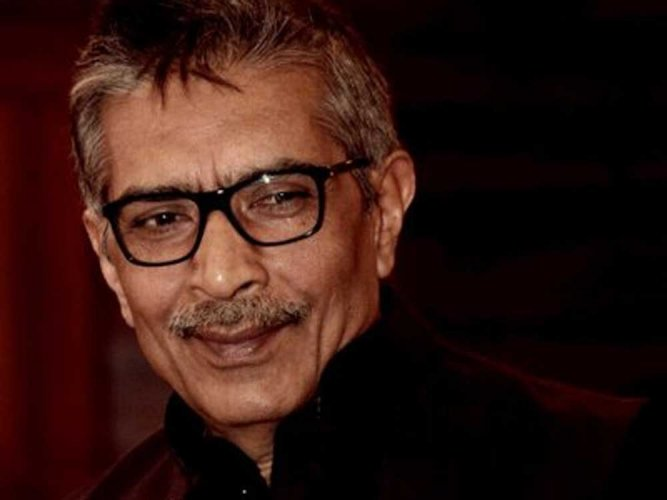 """Jha, known for making socio-political films like """"Gangaajal"""", """"Apaharan"""", """"Raajneeti"""", is enjoying being in front of the camera. Image courtesy Twitter"""