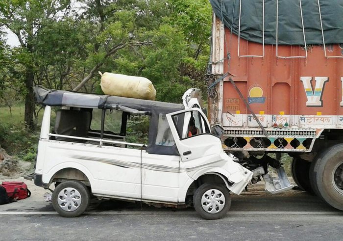 India Tops World In Deaths Due To Road Mishaps Who Deccan Herald