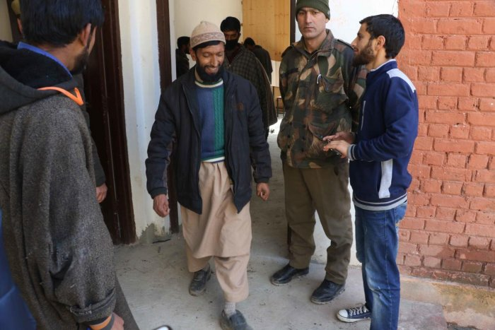 At least 361 polling stations have been categorised as hypersensitive -- 171 in Kashmir and 190 in Jammu. (File Photo by Umer Asif)
