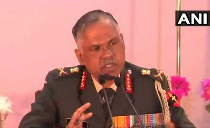 Vice Chief of Army Staff Lt Gen Devraj Anbu. ANI file photo
