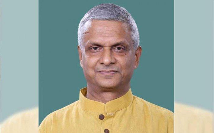 Senior BJD MP Tathagata Satpathy. File photo
