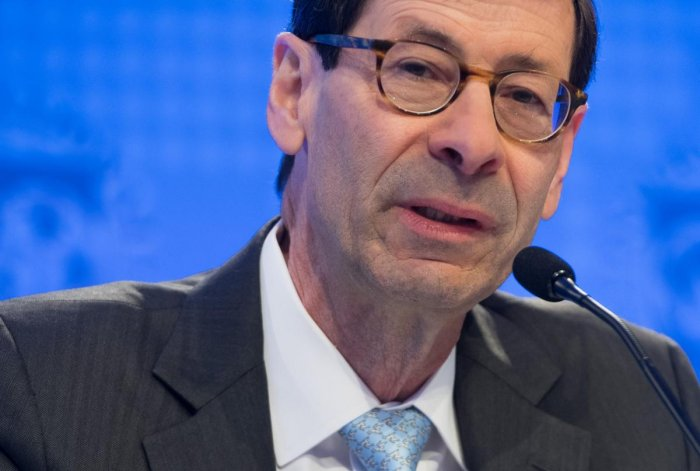 Maurice Obstfeld. AFP file photo.