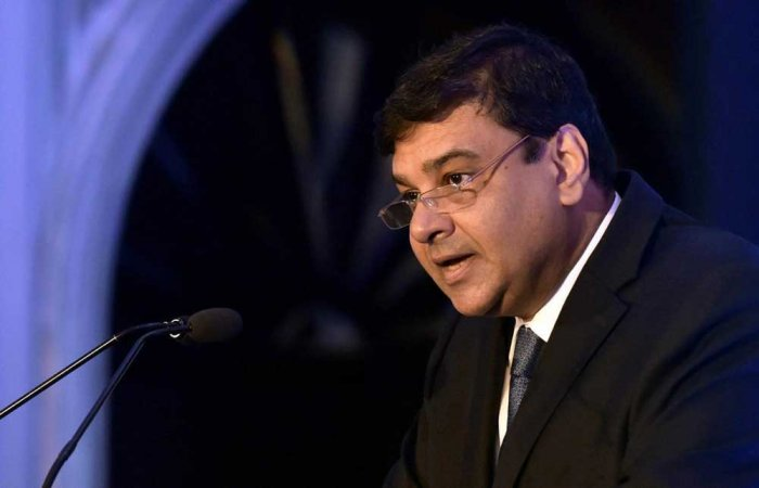 Reserve Bank of India (RBI) Governor Urjit Patel