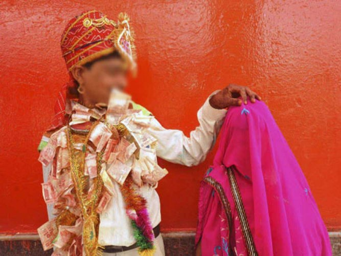 Divorced, widowed or abandoned: this is the case of most of the 16-year-old girls that you meet in Doddinduvadi village in Kollegal taluk of Chamarajanagar district. Unlike other girls, about 15 girls from this village, who are the victims of child marriage, have a story of optimism to share. PTI file photo for representation only