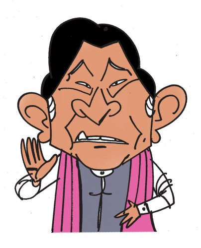 Ajit Jogi, the wheelchair-bound politician, could not make much of a mark in Chhattisgarh where he is considered one of the biggest tribal leaders.