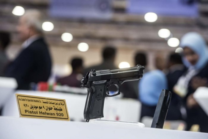 Four Indian arms manufacturing companies – all public sector units, including two from Bengaluru have found a place in the list of world's top 100 arms manufactures