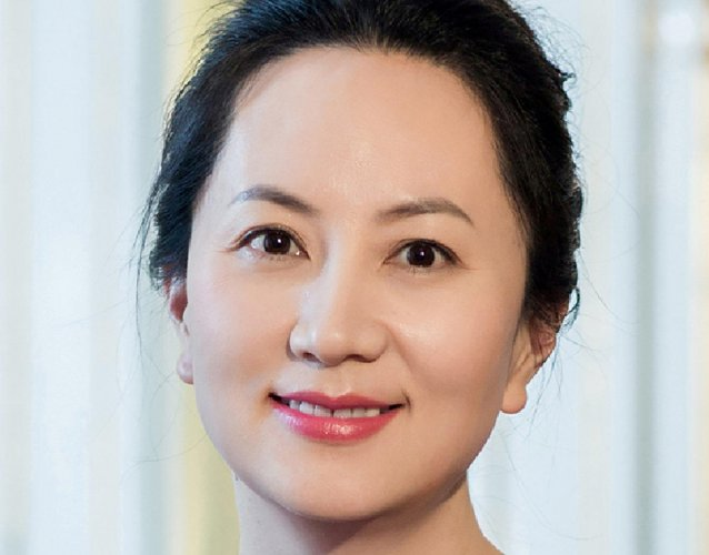 Meng Wanzhou, Huawei Technologies Co Ltd's chief financial officer (CFO), is seen in this undated handout photo obtained by Reuters December 6, 2018. Huawei/Handout via REUTERS ATTENTION EDITORS - THIS IMAGE WAS PROVIDED BY A THIRD PARTY. THIS IMAGE WAS P