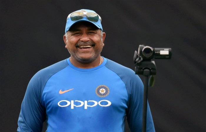 Indian bowling coach Bharat Arun. PTI File Photo