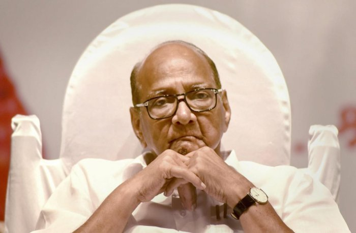 Pawar, who turned 78 on Wednesday, said his party would support the Congress and also suggested the Samajwadi Party (SP) and the Bahujan Samaj Party (BSP) to throw their weight behind the Rahul Gandhi-led party. (PTI File Photo)