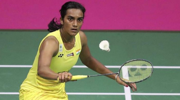GUTSY: Ace Indian shuttler PV Sindhu staged a fighting victory over Chinese Taipei Tai Tzu Ying in the Group 'A' match at the World Tour Finals. FILE PHOTO