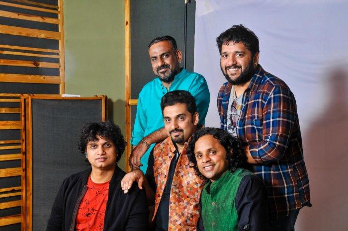 Layatharanga mixes world fusion with Carnatic music.