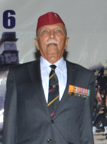 Lt Gen B C Nanda