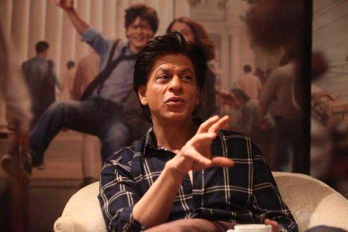 An interview with Shah Rukh Khan as he prepares for the release of Zero on December 21. Photo by Imtiyaz Shaikh