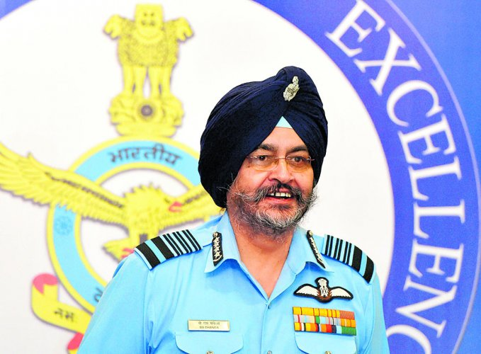 "Amid instances of air crashes, Air Marshal Dhanoa said aerospace safety is one area where the force needs to maintain a constant vigil as ""loss of aircraft in peacetime is not only expensive, but also diminishes the wartime capability"". PTI File Photo"