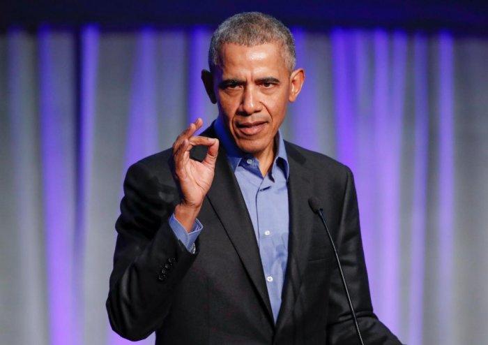 Former US President Barack Obama. (Reuters File)