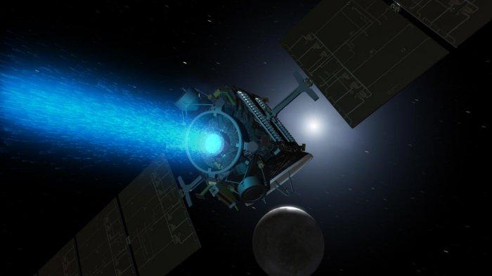 NASA's Dawn spacecraft. (AFP file photo)