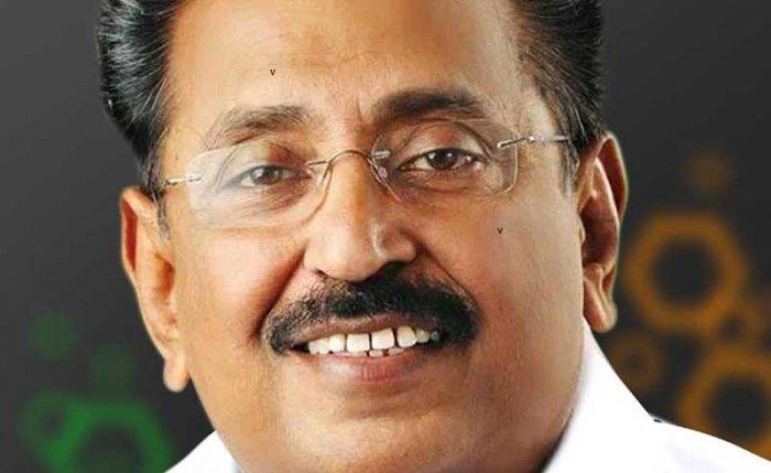 Congress MP M I Shanavas. (Facebook/mishanavasinc)