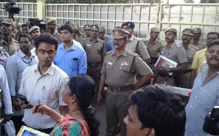 Pushed to the wall, the Tamil Nadu government on Monday decided to permanently shut the controversial Sterlite Copper plant in Thoothukudi, protests against which claimed the lives of 13 people last week. DH photo