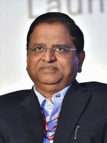 Subhash Chandra Garg. PTI