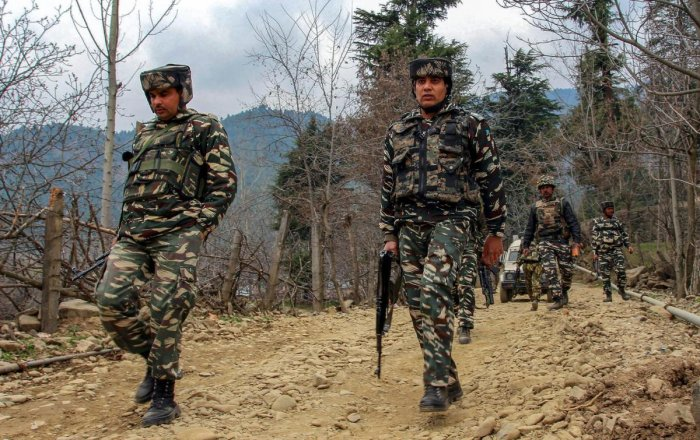 The army on Saturday recovered body of one more militant killed in a gunfight in forests of Vilgam, Handwara in north Kashmir's Kupwara district. PTI file photo