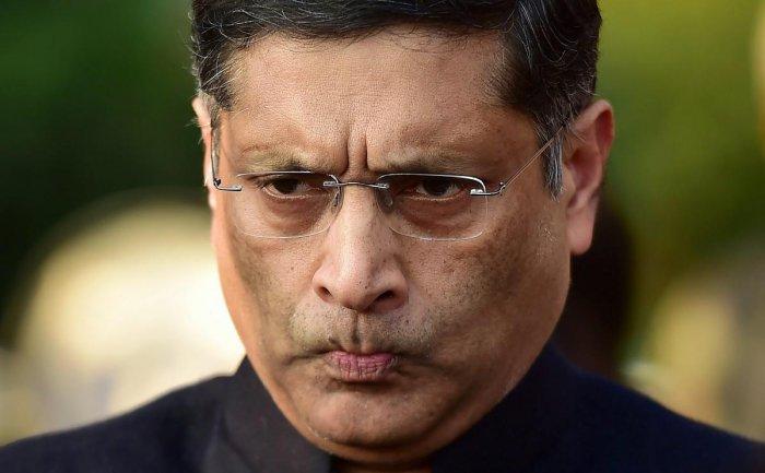 File photo of Chief Economic Adviser (CEA) Arvind Subramanian. PTI
