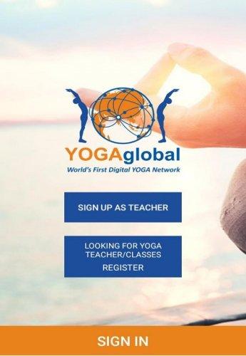 Yoga Global app