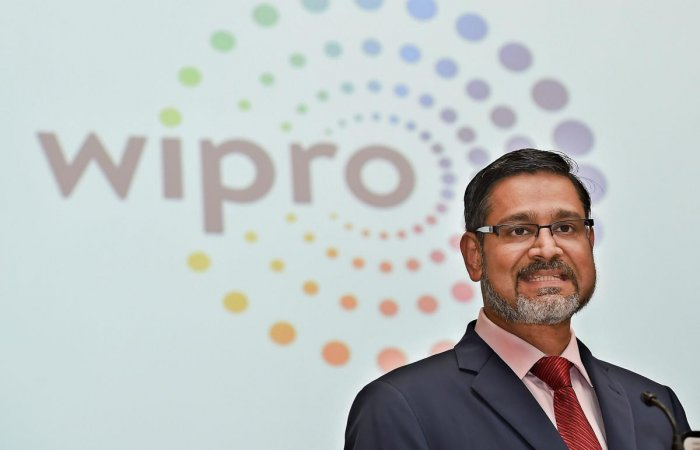 Wipro Chief Executive Officer (CEO) Abidali Z Neemuchwala