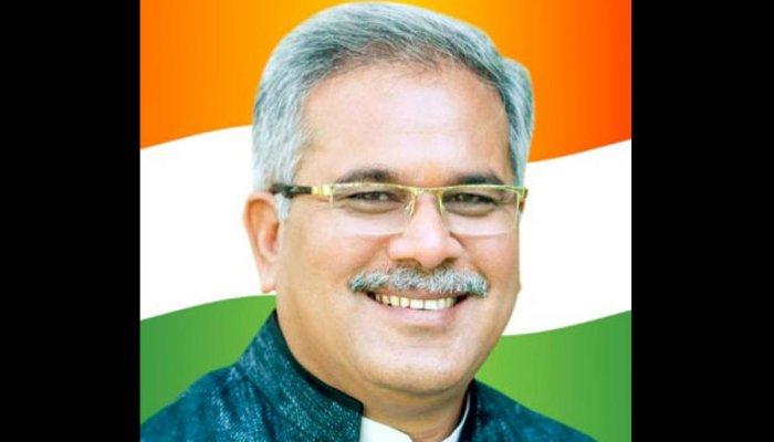 Chhattisgarh Pradesh Congress Committee chief Bhupesh Baghel