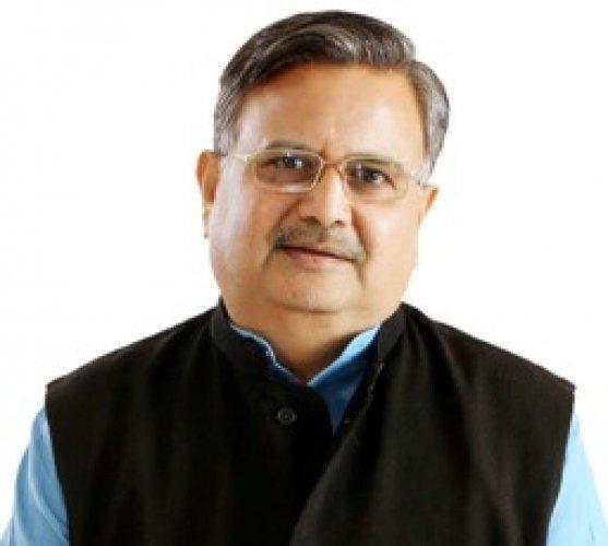 Raman Singh.